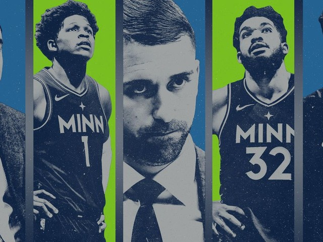 The Wolves Make a Drastic Move to Address Their Iffy Future