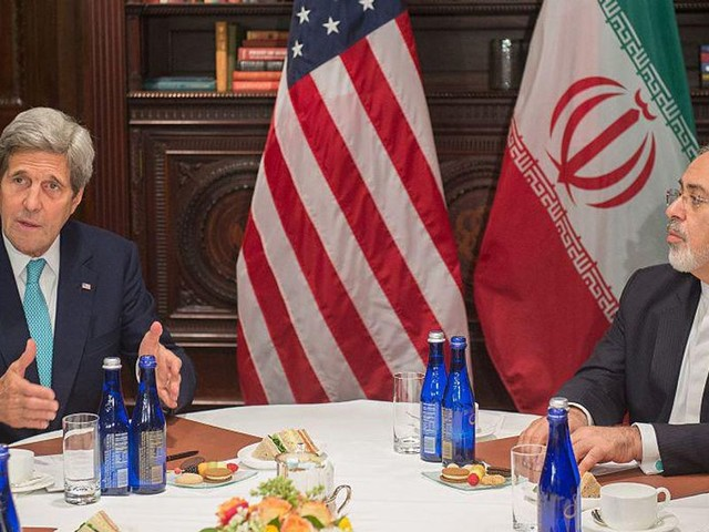 Report: Biden officials — including John Kerry — 'colluded' with Iran behind Trump's back during his presidency