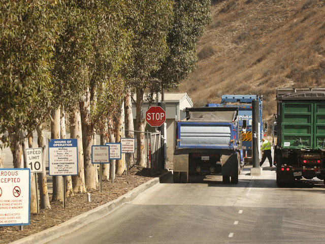 Controversial landfill in northern L.A. County to be expanded