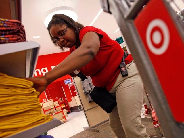 Target is facing a labor board investigation after an employee activist website was blocked from store servers and flagged for 'hate and racism'