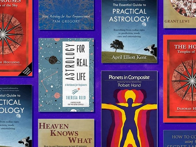 The 10 best books for learning astrology, according to professional astrologers