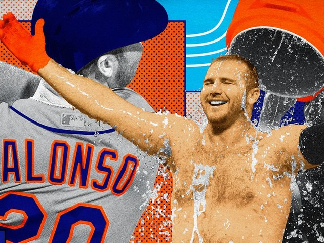 Pete Alonso Is MLB's New Rookie Home Run King—and a Polar-Bear-Shaped Lightning Bolt of Hope