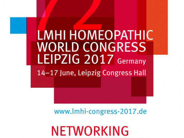 Homeopathic World Congress takes place in Leipzig
