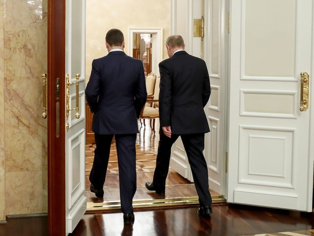 4 things to know about Russia's shakeup