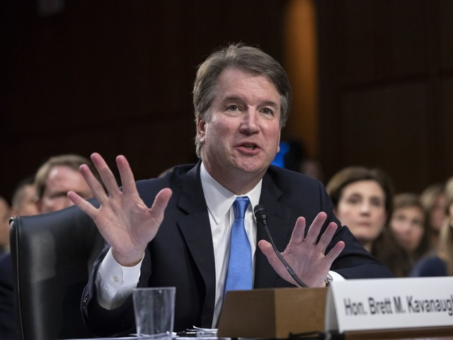 Brett Kavanaugh written questions focus on personal finances