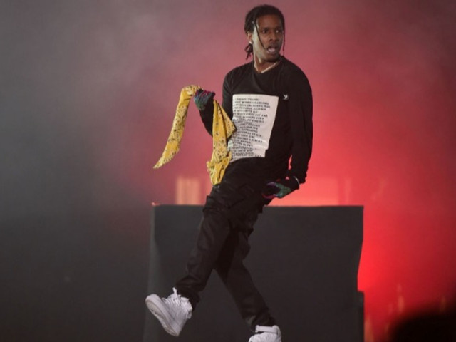 ASAP Rocky Has Reportedly Designed 'New Wardrobe and Uniforms' for Prison in Sweden