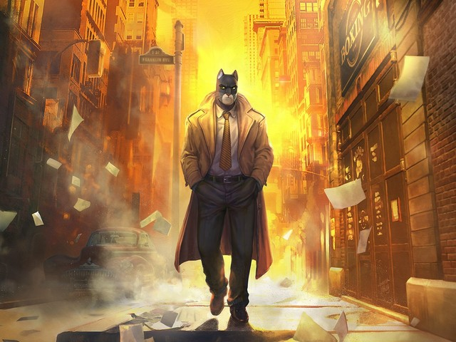 Blacksad: Under The Skin Is Now Available For Xbox One