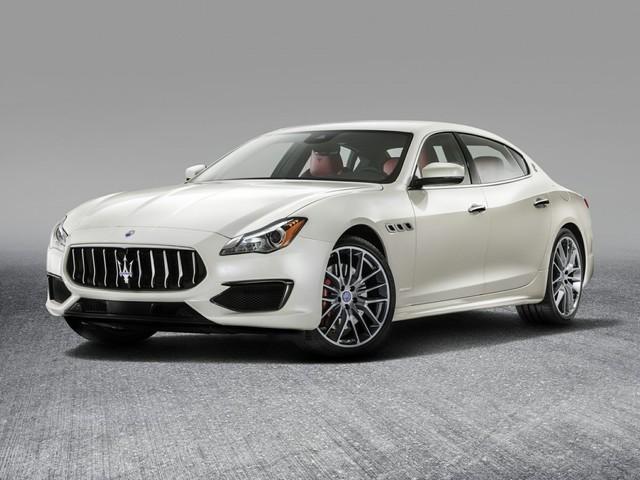 2018 Maserati Quattroporte GT S