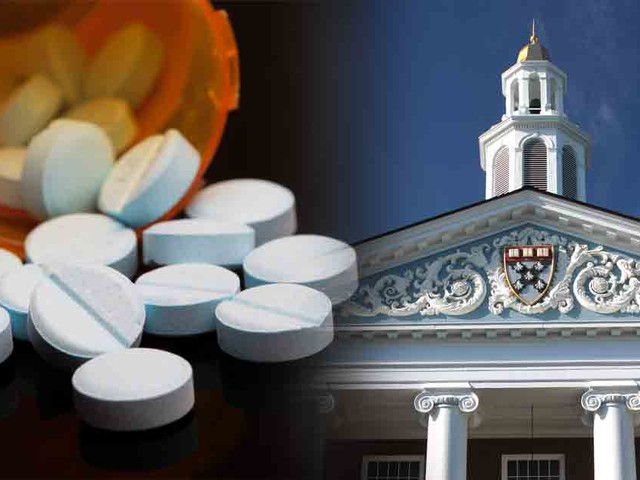 Harvard Keeping Sackler Name for Building Despite Opioid Lies