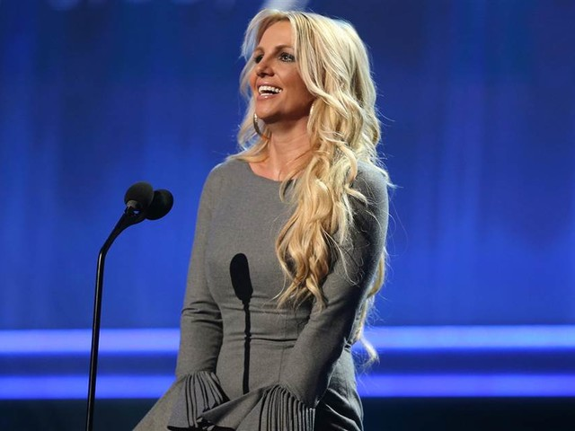 Better than blond! Britney Spears debuted a new hair color and fans are very excited