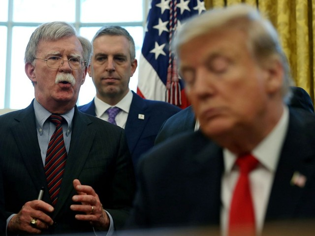 Democrats call for Bolton to testify in Trump impeachment trial after new report on aid to Ukraine
