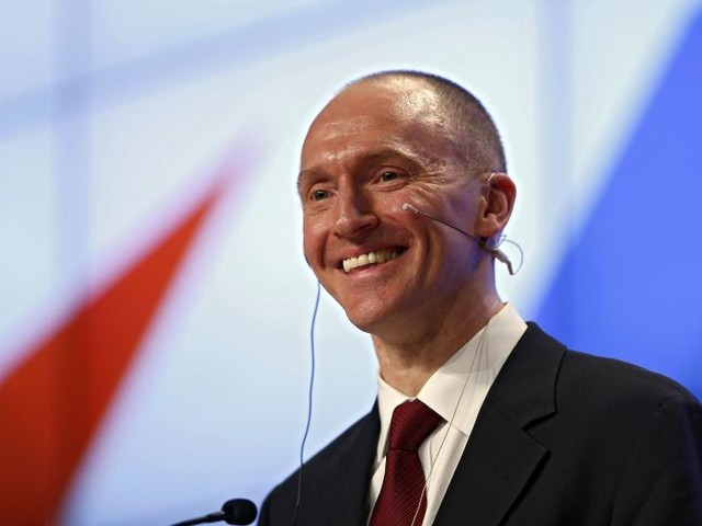 Justice Department invalidates two FISA warrants against Carter Page