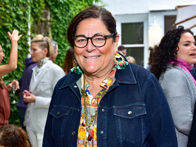 Fern Mallis: 'It's never too late to re-invent'