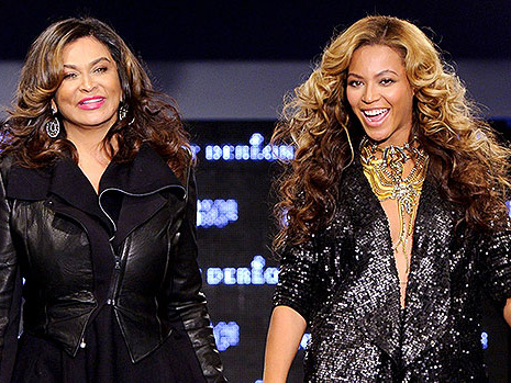 Beyonce's Mom Tina Knowles Shares Rare Photos Of Them As Babies & They Look Like Literal Twins