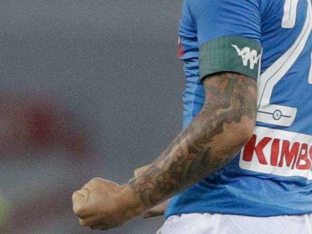 Napoli president hopes players rested against Man City