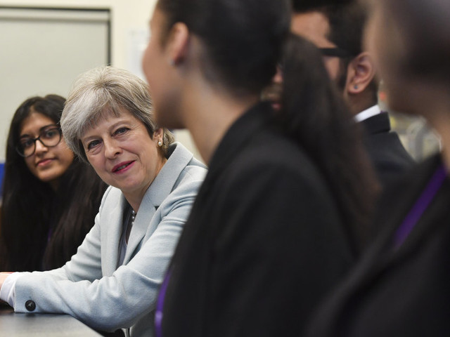 Is Theresa May Planning To Redistribute From Poorer Students To Rich Students?