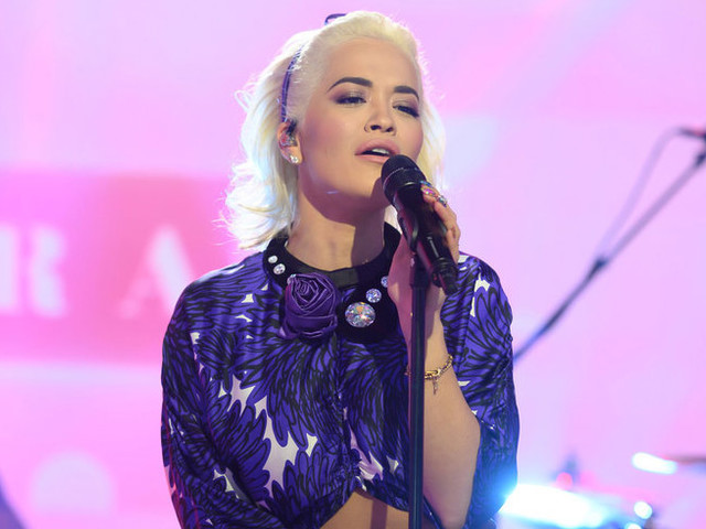 Rita Ora Performs on 'Today,' Wears Tons of Great Fashion!
