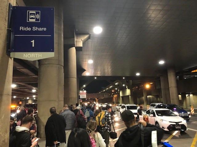 Uber threatens to leave Phoenix's Sky Harbor Airport Sky Harbor; city delays fee increase