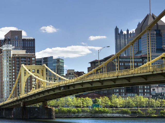 Pittsburgh Welcomes Women in Data Science