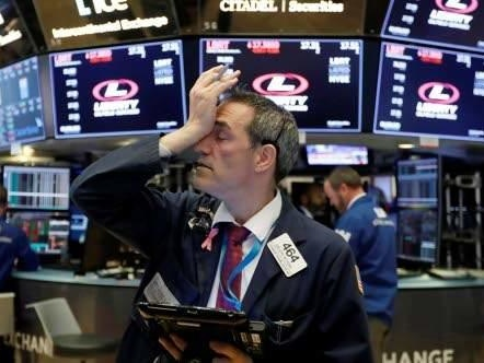 Global Markets Slide, Yields Collapse As European Recession Deepens