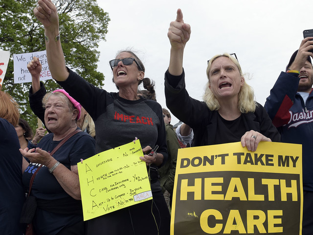 Republicans Claim Their Health Care Bill Provides $138 Billion for Preexisting Conditions. They're Lying.