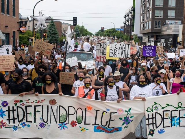 At least 7 Minneapolis police officers quit, citing lack of support from city leaders after protests