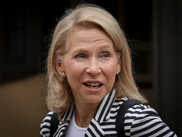Shari Redstone shuts down rumor about a conservative news channel
