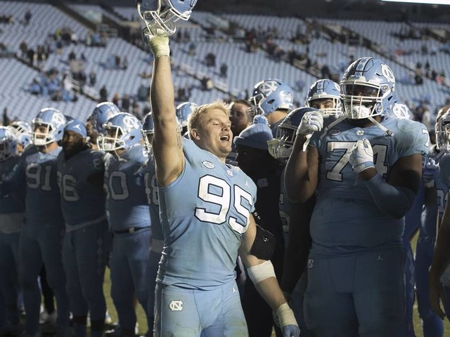 The good and the bad from North Carolina's 49-26 win over Western Carolina