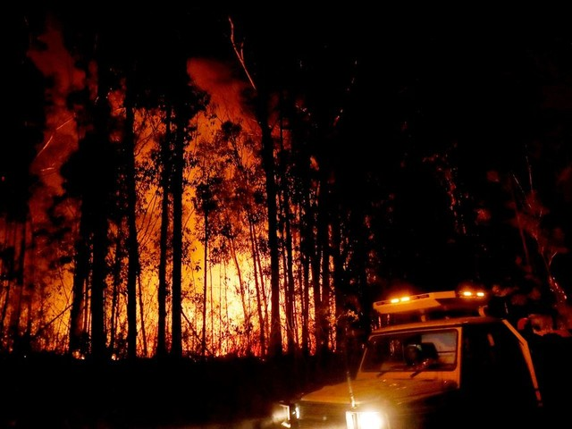 Why Down Under Is Burning Up
