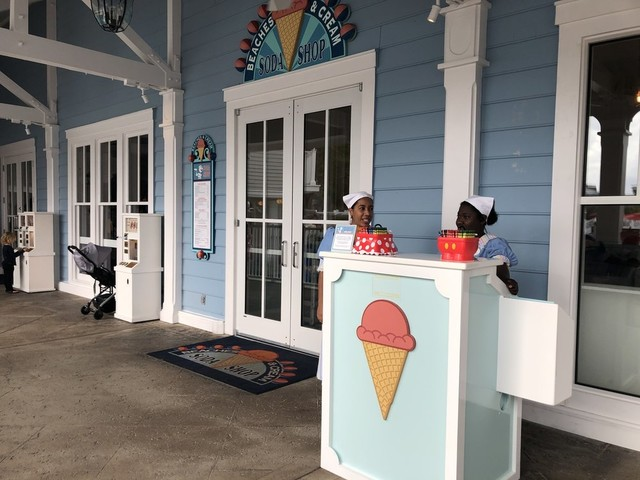 Pull Up a Chair and Join Us for a Meal at Beaches & Cream Soda Shop