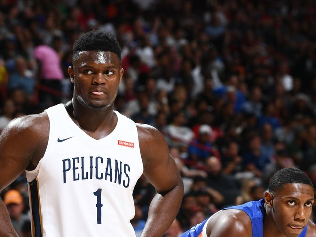 Zion Williamson Dazzles in NBA Summer League Debut Before Earthquake Ends Game Early