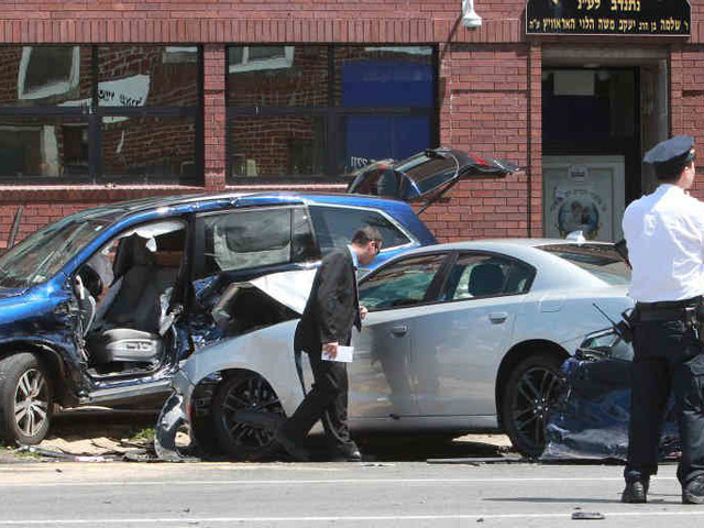 Police charge Queens driver in Midwood crash that killed Park Slope cyclist