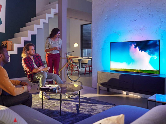 This smart TV offers a completely new experience