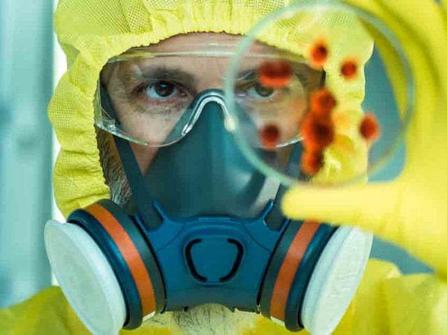 Top Health Agency Covering Up Biohazard Mishaps