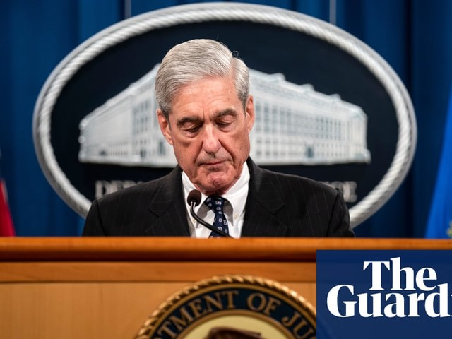 Blow to Trump as DoJ ordered to turn over evidence from Mueller grand jury