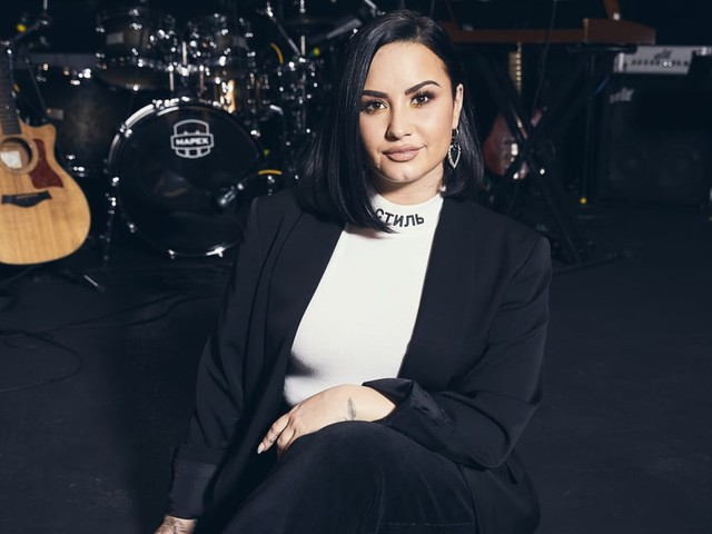 "Demi Lovato Talks Grammys and Hopes For the Future Ahead of Music Comeback: ""I'm Ready"""