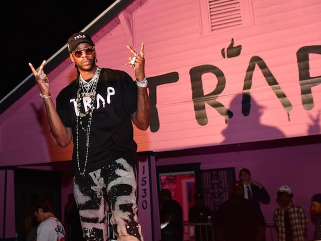 2 Chainz on His Pink Trap House's Destruction: 'I Don't Think They Would Knock Down the Statue of Liberty'