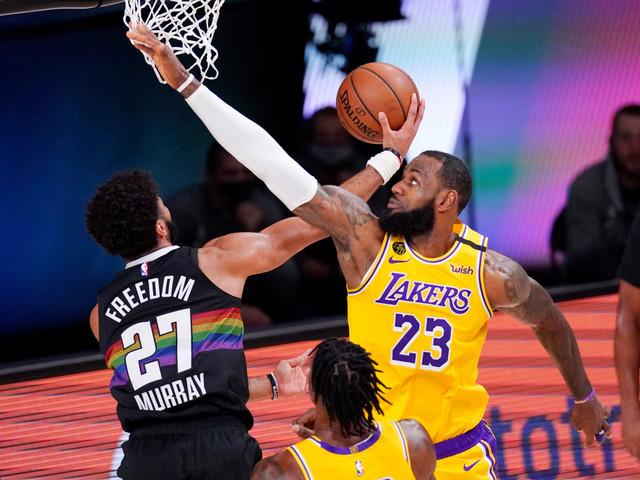 Denver's Jamal Murray climbs up reputation rung in NBA playoffs
