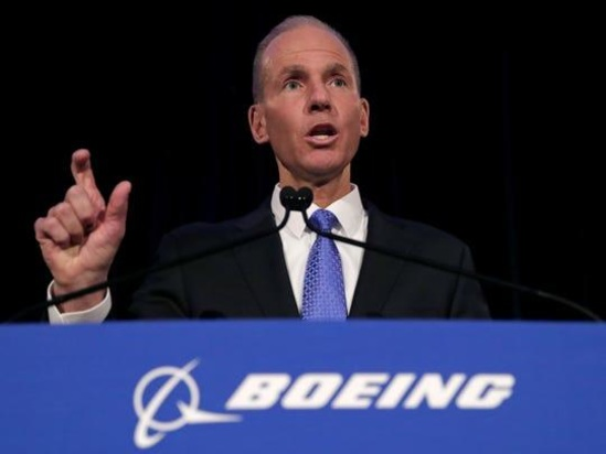 """""""We Made Mistakes"""": Boeing CEO's Senate Testimony Released Before Today's Hearing"""