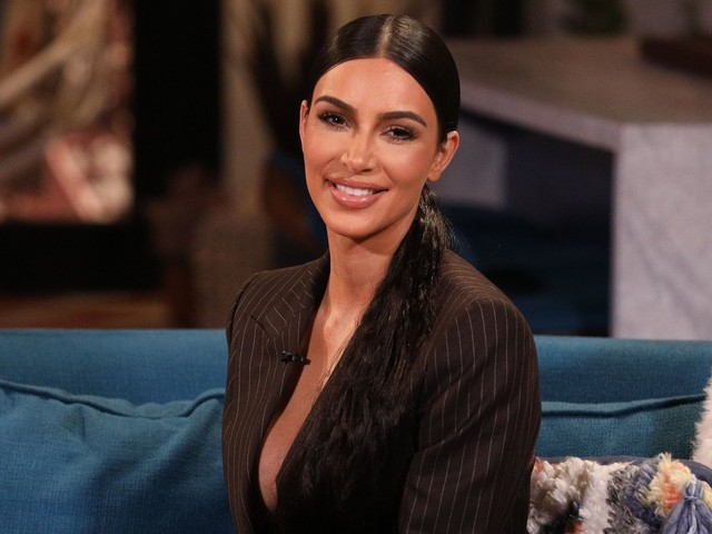 Kim Kardashian West Brings Her Prison Reform Mission To A New Documentary