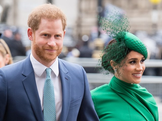 Harry and Meghan Just Made a Big Move - Here's Where They're Living Now
