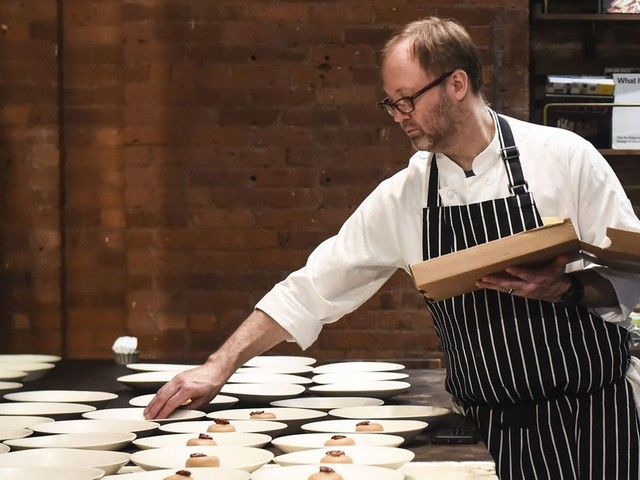 Wylie Dufresne: Pushing the Envelope on What Food Can Be