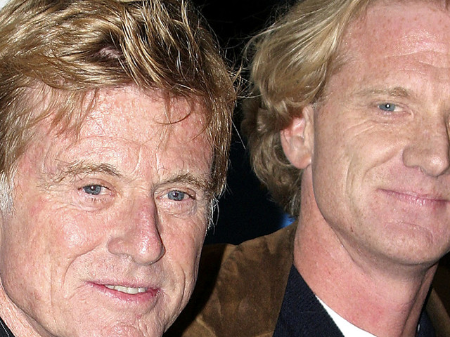 James Redford Dead - Robert Redford's Son Dies at 58
