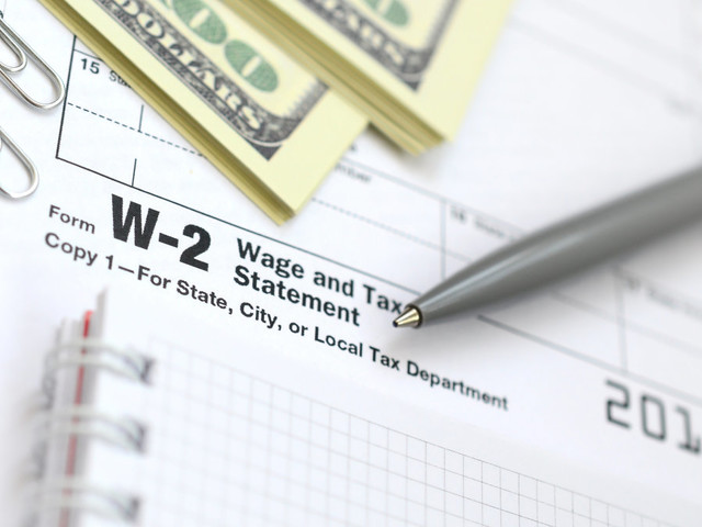 No W-2 tax form? What to do