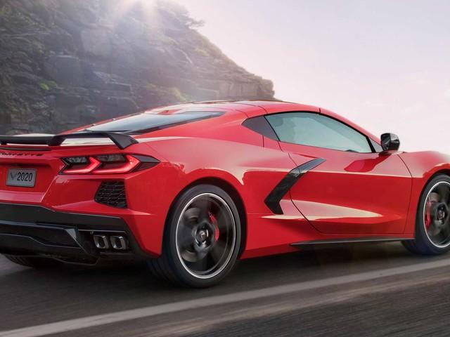Report: C8 Corvette Z06 to Receive Gigantic Rear Spoiler