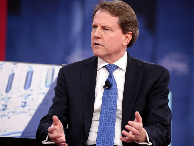 Will former White House counsel Don McGahn be forced to testify?
