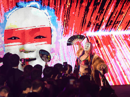 WWE Superstar Asuka Reportedly Sidelined due to Concussion, Might Miss WrestleMania