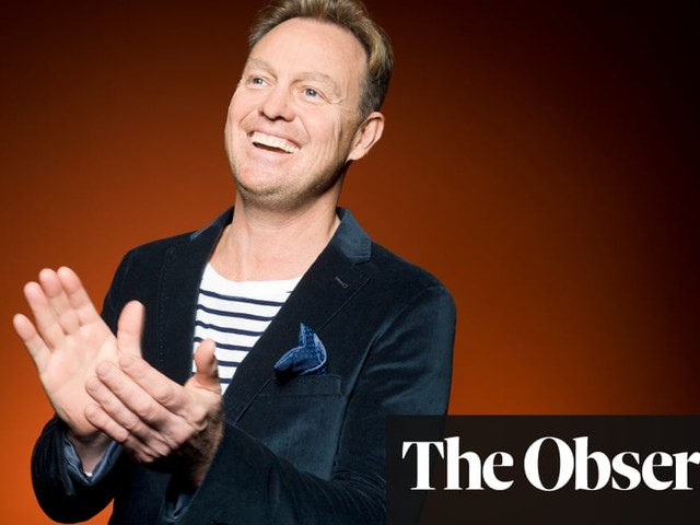 Sunday with Jason Donovan: 'I like a Jo Malone grapefruit candle'