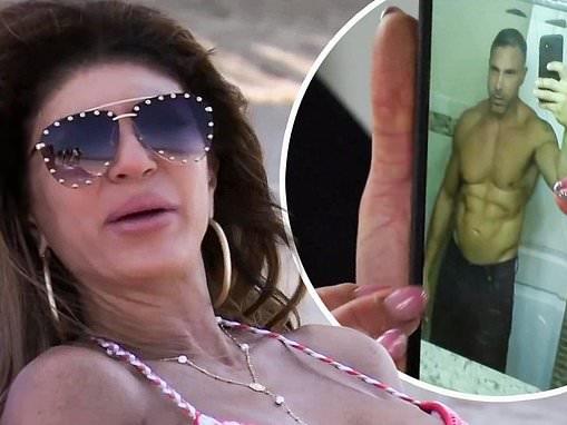 Teresa Giudice denies cheating on Joe as a 'cleverly edited' RHONJ trailer