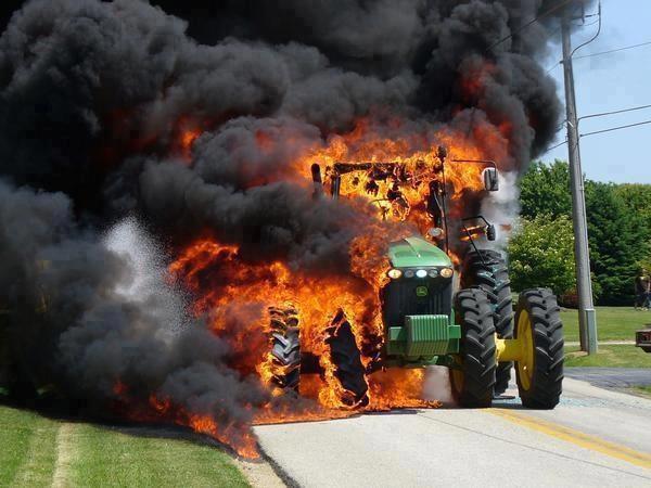 Farm Crisis: Soybeans Crash To Decade-Low As Trade War Intensifies